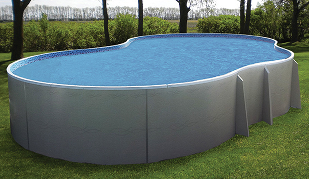 Kidney Shaped Above Ground Pool Round Designs